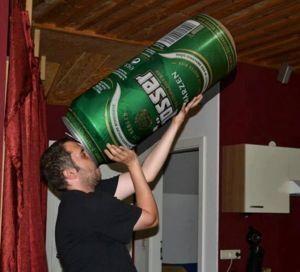 Що вредней пиво або горілка?