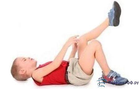 Дайте відсіч артриту у дітей прямо зараз!