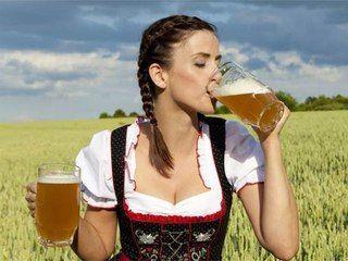 Як кинути пити пиво жінці?