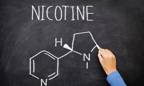 Хімічна формула нікотину