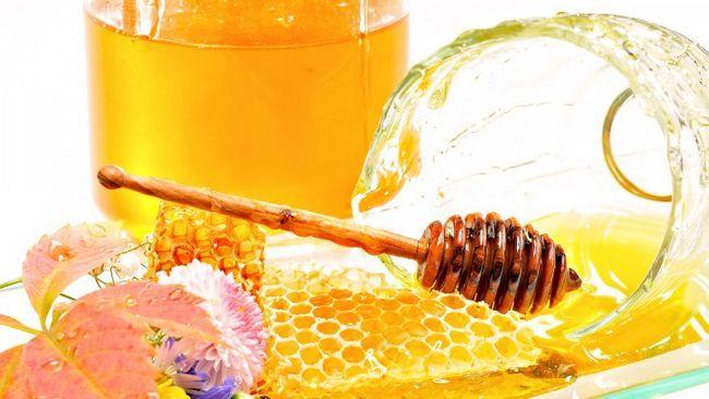 Лікування фарингіту медом