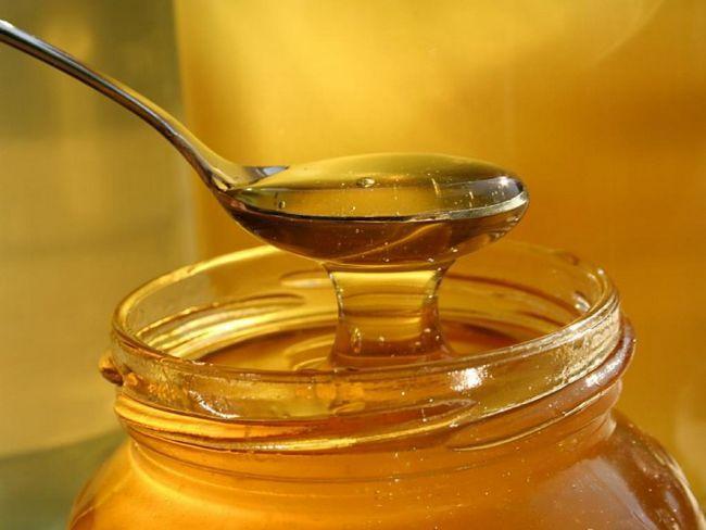 Мед з подорожником при фарингіті