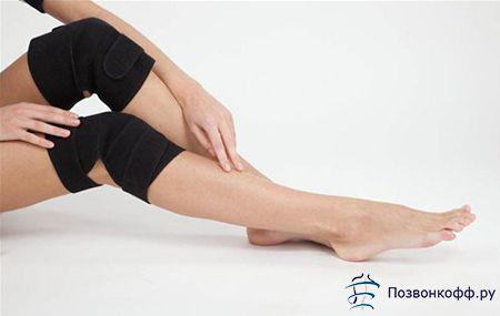 Наскільки ефективні наколінники при остеоартрозі?