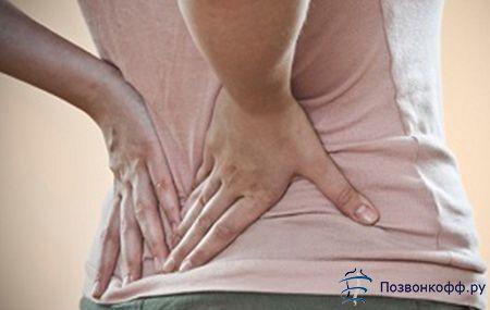 Чому болить спина внизу? Дізнайтеся у фахівців!