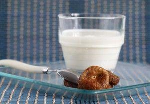 Інжир з молоком