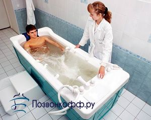 Корисні або небезпечні масаж і гідромасаж при грижі хребта?
