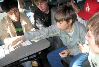 Проект допомоги дітям з неблагополучних сімей