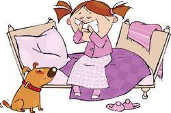 дитячий кашель з мокротою