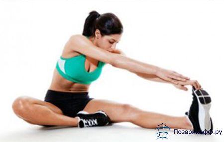 Вправи при артрозі колінного суглоба