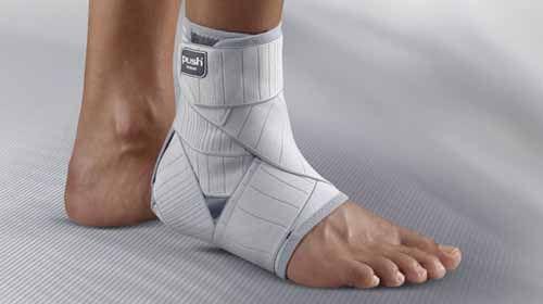 пов`язка на нозі