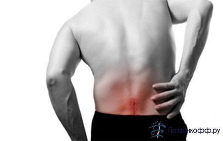 Заболіла спина в області попереку? Можливо вам пора перевірити свій хребет!